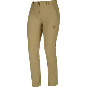 Mammut Runbold Pants Women beige